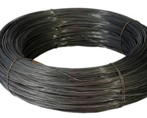 Photo Fil de fer allie noir 1kg, 5kk ou 25kg de 1.30mm