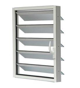 Menuiserie aluminium - Jalousie