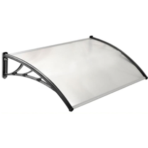 Photo Auvent polycarbonate 1000*800, Auvent polycarbonate 1200*800