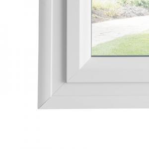 Menuiserie aluminium - Couvre joint porte/fenêtre