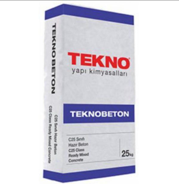 MORTIER BETON TEKNOBETON C35 25KG