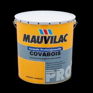 PEINTURE BOIS COVABOIS BLANC 1L